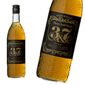 ウイスキー マルスウイスキー 3&7 ホワイトオークの樽香を感じるブレンデッドウイスキー