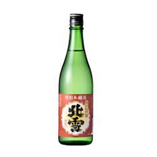 ★【日本酒】【正規特約店】北雪酒造 北雪 特別本醸造酒 720ml