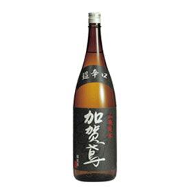 ★加賀鳶 日本酒 加賀鳶 山廃純米・超辛口 1800ml