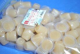 99プロテインゼリーPro(薄茶) 16g 100個(クワガタ・カブトムシ高タンパク昆虫ゼリー)安心の日本製
