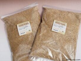 クヌギ成虫マット10L(5Lx2袋)(クワガタ・カブトムシ成虫用広葉樹100%マット)