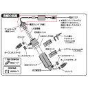 カミハタ T-TZ 18W 電源コード(Oリング付)