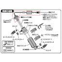 カミハタT-TZ 36W 電源コード(Oリング付)
