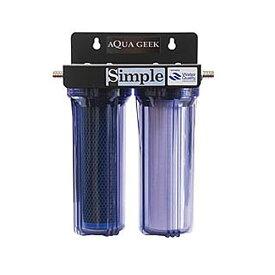 AQUAGEEK Simple(シンプル) 塩素除去浄水器