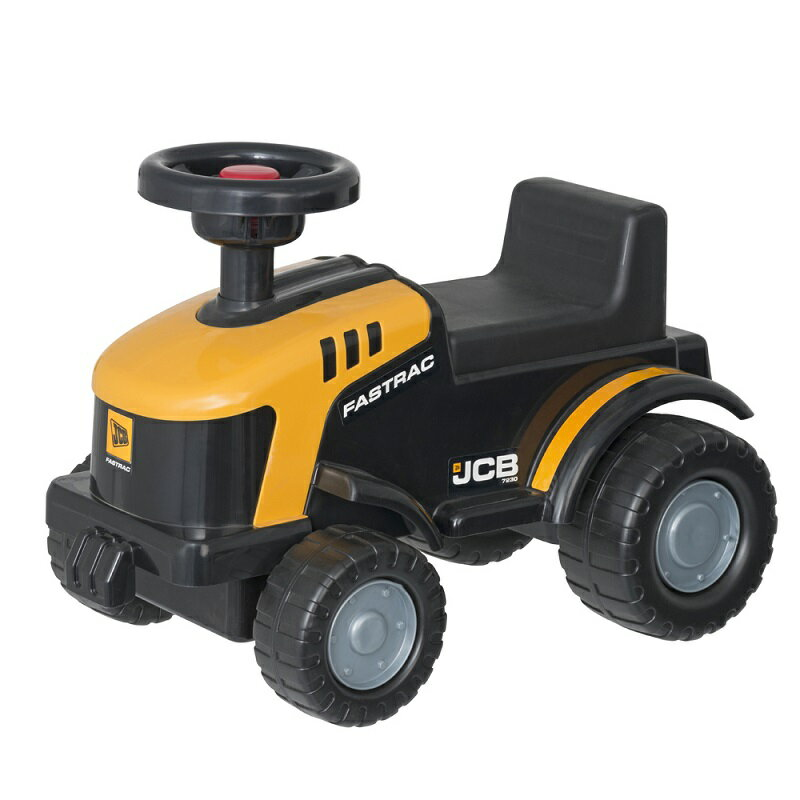 JCB トラクターライドオン 乗用玩具