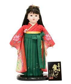 市松人形 愛ちゃん 13号 袴 [高さ約50cm]