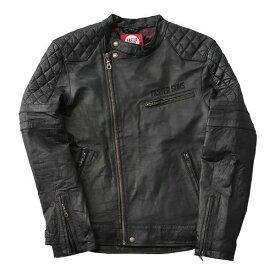 限定品 FASTER SONS FS01 シープレザージャケット Mサイズ ブラック (デグナー/DEGNER) あす楽対応 送料無料