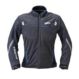ヤマハ×RSタイチ YAS65-R トルクメッシュジャケット ブラック/ブルー (2021春夏モデル) あす楽対応 送料無料