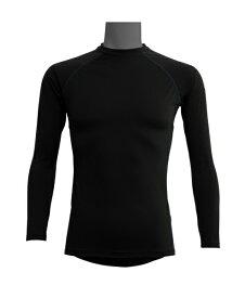氷撃2020 Performance 冷却インナーシャツ 長袖 クルーネック FREEZE TECH ブラック 日本製 送料無料