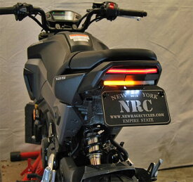 16-20 GROM用NEW RAGE CYCLES(ニューレイジサイクルズ)フェンダーレスキット
