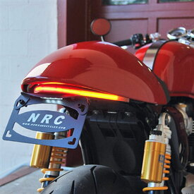 16-20 THRUXTON 1200/R用NEW RAGE CYCLES(ニューレイジサイクルズ)フェンダーレスキット