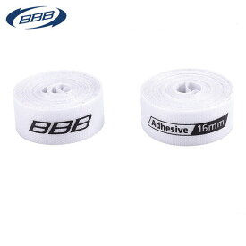 BBB BTI-98 リムテープ (16mmx2m) 自転車 ホイール チューブ (703032) RIM TAPE