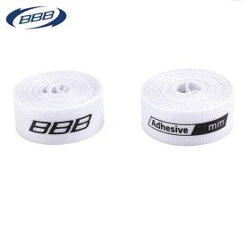 BBB BTI-98 リムテープ (18mmx2m) 自転車 ホイール チューブ (703042) RIM TAPE