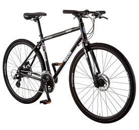 ジオス ミストラル ディスク ハイドロリック ALEX GD26 (ブラック) 2020 GIOS MISTRAL DISC HYDRAULIC クロスバイク