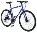 ジオス ミストラル ディスク ハイドロリック ALEX GD26 (ジオスブルー) 2020 GIOS MISTRAL DISC HYDRAULIC クロスバイク