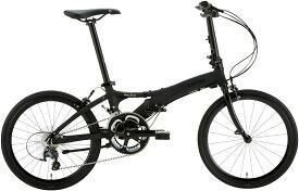 ダホン ビスク エヴォ (マットブラック) 2020 DAHON Visc EVO 折りたたみ自転車 20インチ フォールディングバイク