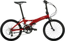 ダホン ビスク エヴォ (ガーネットレッド) 2020 DAHON Visc EVO 折りたたみ自転車 20インチ フォールディングバイク