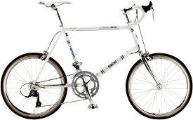 ジオス アンティーコ (ホワイト) 2020 GIOS ANTICO ミニベロ 小径自転車