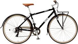 ジオス イソラ (ブラック) 2020 GIOS ESOLA シティサイクル クロスバイク