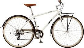 ジオス イソラ (ホワイト) 2020 GIOS ESOLA シティサイクル クロスバイク