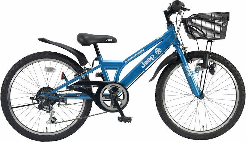 子供用自転車 JEEP JE-20S (ブルー) ジープ JE 20 S CTB