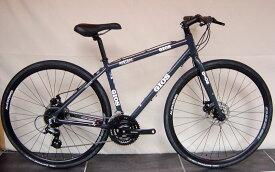 『新古品』 ジオス ミストラル ディスク メカニカル 52サイズ (グレー) キズ、汚れあり 2020 GIOS MISTRAL DISC MECHANICAL クロスバイク