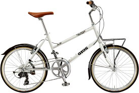 ジオス プルミーノ (ホワイト) 2020 GIOS PULMINO ミニベロ 小径自転車