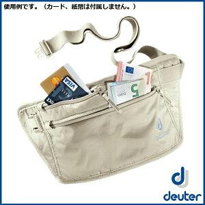 ドイター セキュリティマネーベルト 2 (サンド) deuter Security Money Belt II D3910316-6010