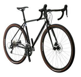 ジオス ミト GRX400 (ブラック) 2021 GIOS MITO GRX400 シクロクロス グラベル ロードバイク