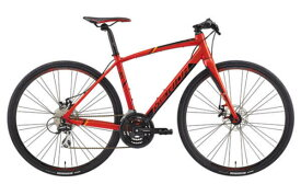 クロスバイク メリダ グランスピード 80-MD (レッド(ブラック/オレンジ) | ER29) 2019 MERIDA GRAN SPEED 80-MD