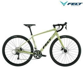 グラベルロードバイク フェルト ブローム 60 (セージミスト) 2020 FELT Broam60