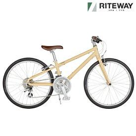子供用自転車 ライトウェイ シェファード シティ キッズ 20/24 (グロスベージュ)2020 RITEWAY SHEPHERD CITY KIDS
