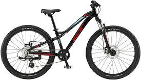 子供用自転車 GT STOMPER ACE 24 (ブラック) 2019 ジーティー ストンパー エース 24 マウンテンバイク