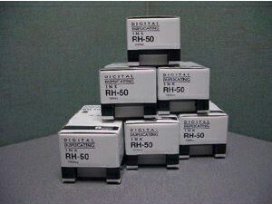 RICOH | リコー用 サテリオ/プリポート対応 【汎用】インク RH-50D(6本セット)【黒】