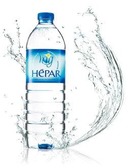 EPA (肝) 案例無炭酸水塑料瓶 (PET) (1000 毫升 × 12 本书) 硬度 1849.0 / 超硬水 / 法国生产