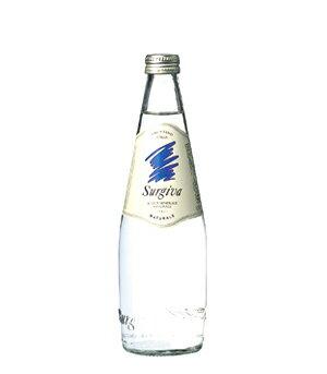 スルジーヴァ(SURGIVA)ナチュラーレ 無炭酸水 グラス(ビン) 1ケース(500ml×20本) [硬度20.1/超軟水/イタリア産]