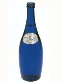 ティナント(TY NANT) スティル 無炭酸水 グラス(ビン) 1ケース(750ml×12本) [硬度102.3/中硬水/イギリス産]
