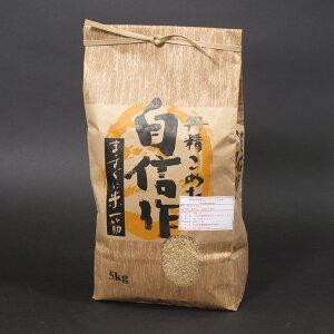 日本一美味しい米を作る遠藤五一さんの杭掛け天日干し 無農薬 特別栽培 コシヒカリ 玄米 10kg 【令和元年産特A米】