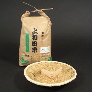 米食味コンクールで金賞を受賞した鈴木さんの杭掛け天日干し 無農薬 特別栽培 コシヒカリ 玄米 5kg 【令和元年産特A米】