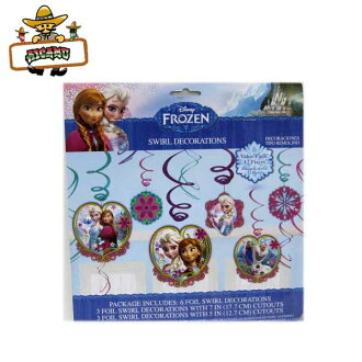Auc Aicamu Ana And The Snow Queen Room Decoration Decorations Birthday Party At Disney FROZEN Toy