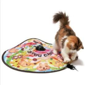 【気持ちくすぐる猫のおもちゃ】キャッチ・ミー・イフ・ユー・キャン2【D-culture SPORTPET Dカルチャー キャッチミーイフユーキャン 猫用品 猫おもちゃ ねこじゃらし ペット用品 通販 あす楽】