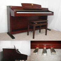 【111907】【中古】ヤマハ2010年電子ピアノCLP-340Mクラビノーバ