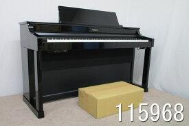 【115968】【送料無料】【中古】Roland 10年 電子ピアノ HP307-PE