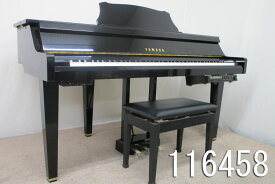 【116458】【中古】【税込】【送料無料※1都3県のみ】 YAMAHA 電子グランドピアノ DGP-2XG 年式不明