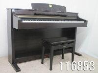 【116853】【送料込】ヤマハ2008年電子ピアノCLP-330クラビノーバ