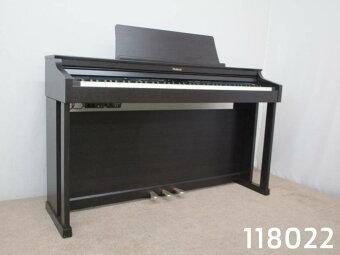 【118022】【中古】【送料無料】【税込】Roland10年電子ピアノHP305-RW