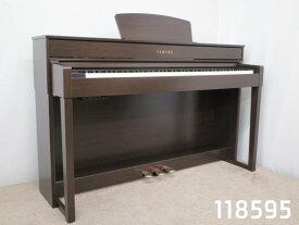 【118595】【送料込】【中古】 ヤマハ 2014年 電子ピアノ SCLP-5350 クラビノーバ