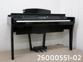 【26000551-02】【中古】【美品】YAMAHA 13年 電子ピアノ CVP-609PEクラビノーバ【送料無料】