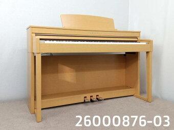 【26000876-03】【送料無料】【中古】ヤマハ2013年電子ピアノCLP-440Cクラビノーバ