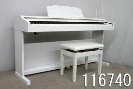 【116740】【中古】Roland 16年 電子ピアノ RP501R-WH